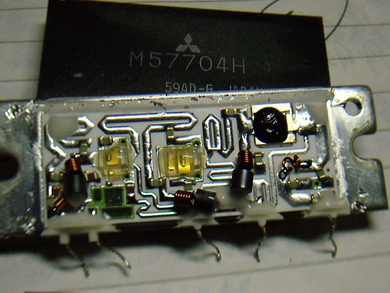 модуль усилителя мощности
