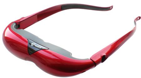 3d видео очки
