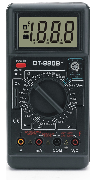 Инструкцию По Мультиметру Dt 803 B
