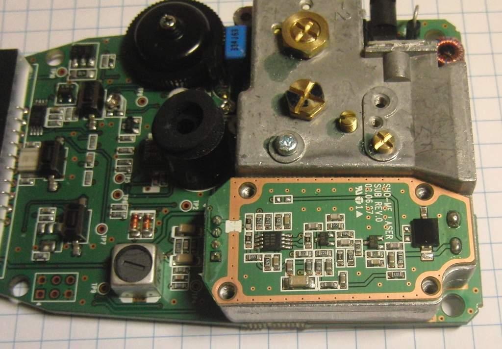 Радар-детектор Sho-me 520