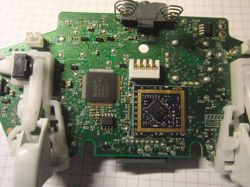 Схема джойстик xbox 360