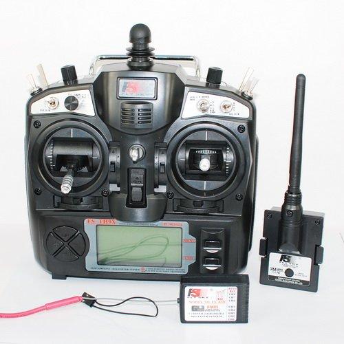 Система радиоуправления FlySky FS-TH9X