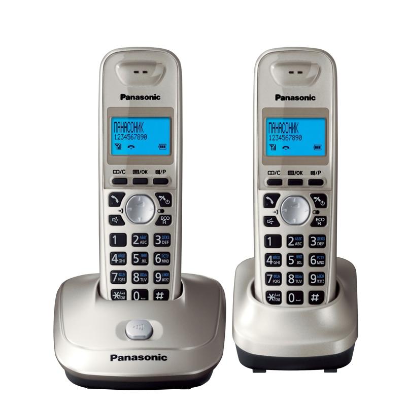 Телефон KX-TGA250RU, внешний вид