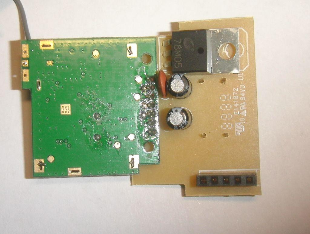 ВЧ-модуль 2,4ГГц системы радиоуправления FlySky FS-TH9X