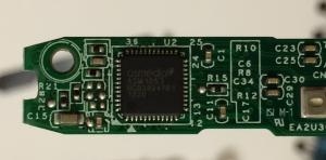 Плата контроллера (SS)USB-SATA на базе ASM1053