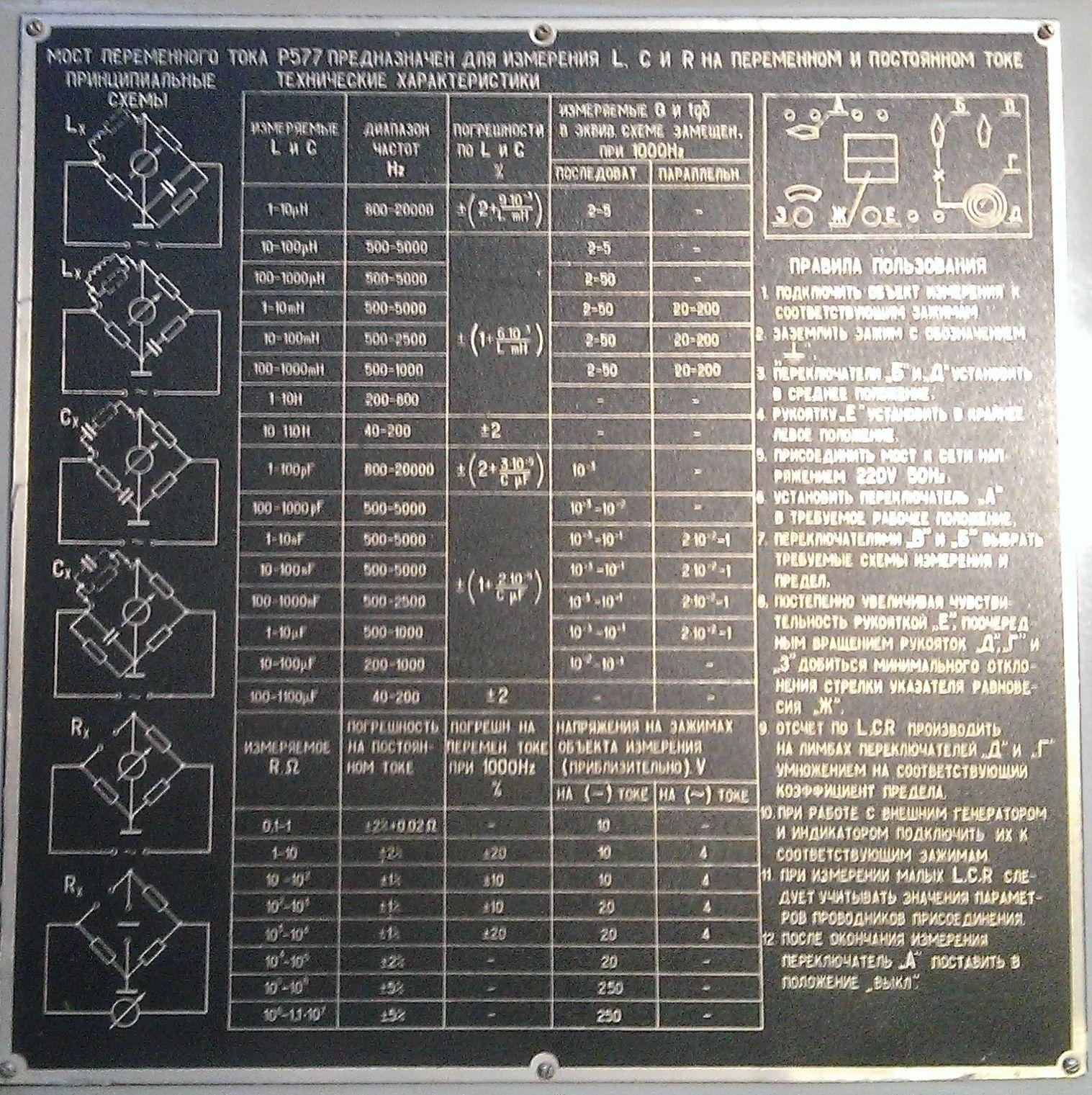 Р577 - параметры и схемы включения