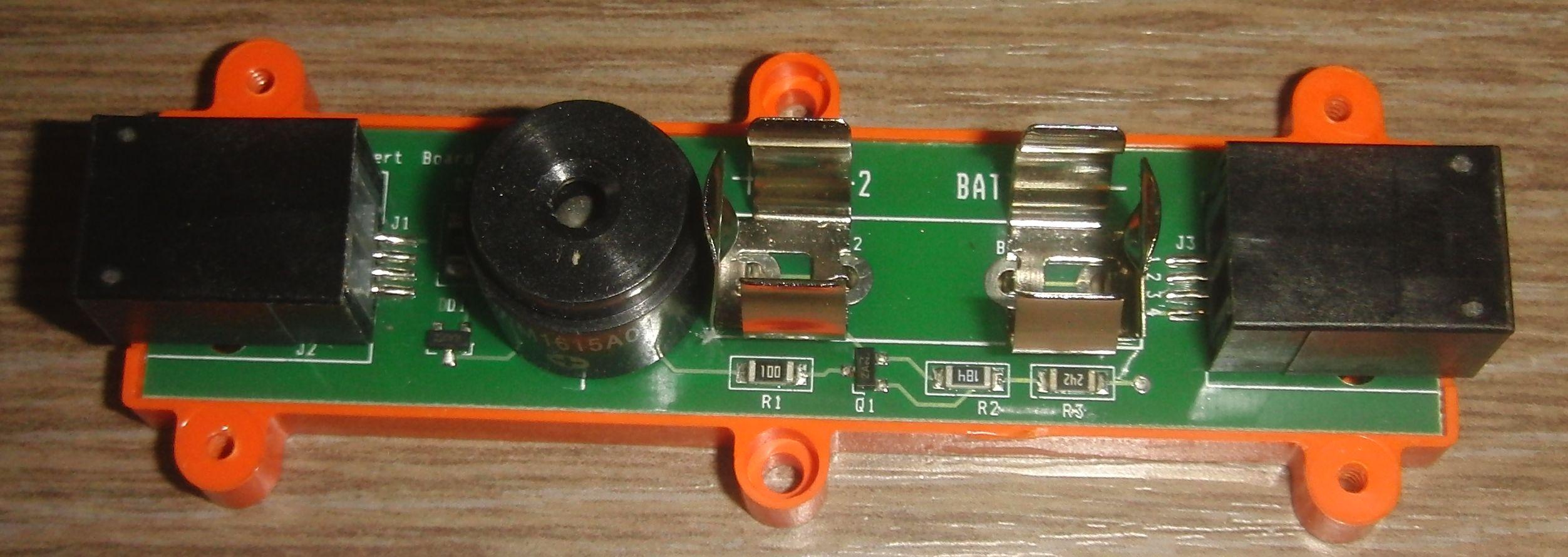 Звуковой сигнализатор ACK E-04