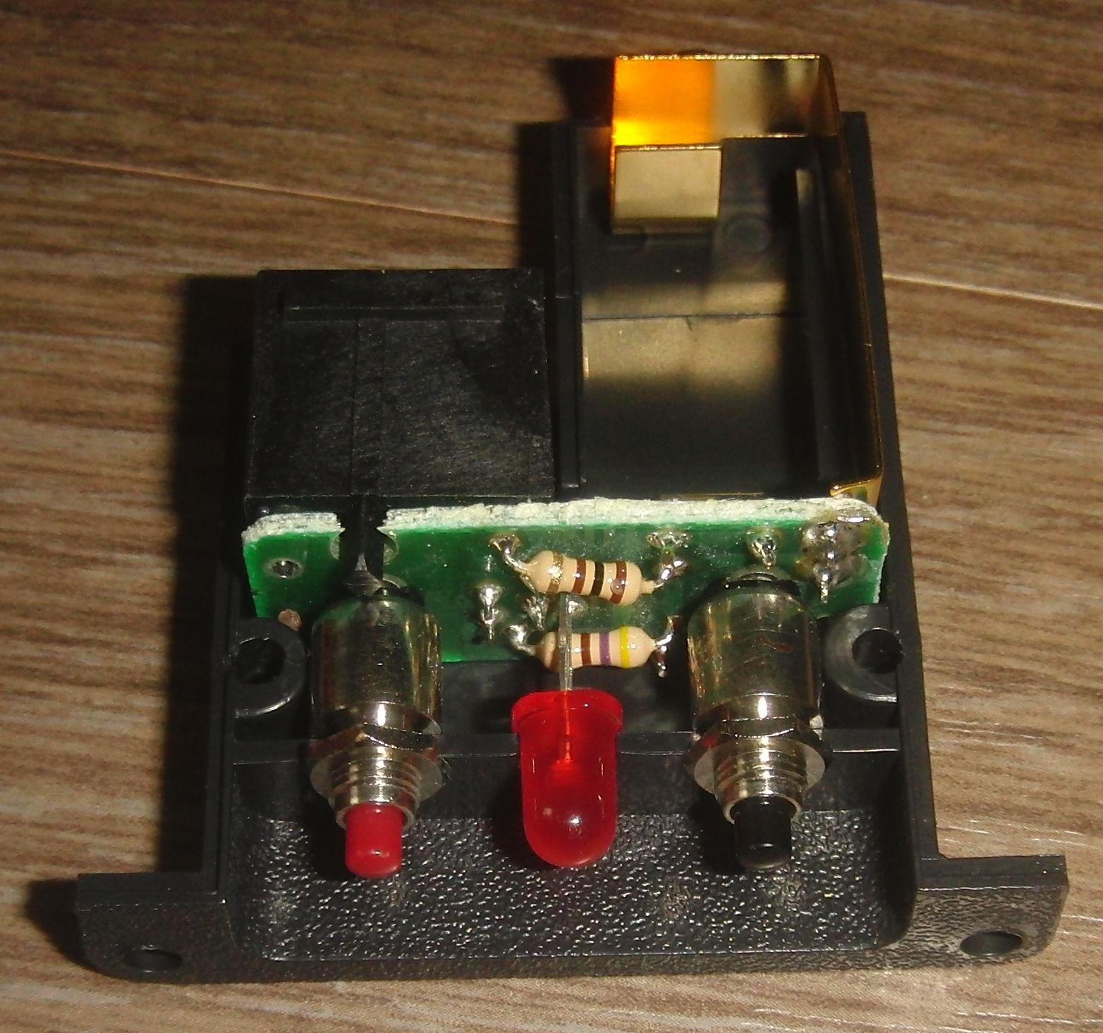 Пульт управления ACK E-04
